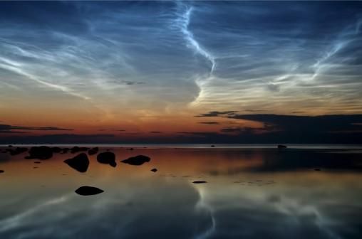 North Estonia landscape